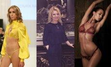 Nicole Gibson, Sonata Rapalytė, S. Rapalytės kolekcijos modelis