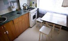 Idėjos, kaip atnaujinti senus virtuvės baldus