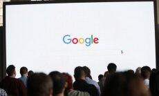 Google naujovių pristatymas