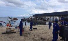 Nelaimė Balio saloje