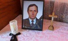 Liepos 28 dieną Ilgižiuose mirė 62 metų Povilas Špokas
