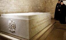 Perlaidoti ekshumuoti Lenkijos prezidento Kaczynskio ir jo žmonos palaikai