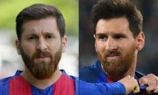 Reza Parasteshas ir Lionelis Messi