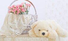 Nėriniai kuria jaukų ir romantišką stilių