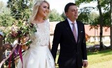 Ramintos Vyšniauskaitės ir Tomo Vasiliausko vestuvės