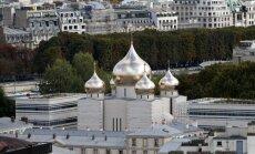 Rusų cerkvė Paryžiaus centre
