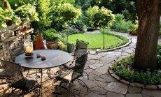 Patarimai, kaip puošti kiemo ir sodo aplinką