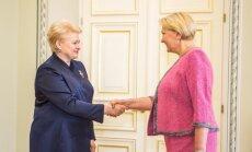 Dalia Grybauskaitė, Rasa Budbergytė
