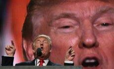 """""""120s"""" žinios: D. Trumpas žengė į rinkimus žadėdamas nugalėti ISIS ir apginti gėjus"""