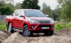 Aštuntos kartos Toyota Hilux