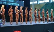 Kultūrizmo ir fitneso varžybos Slovakijoje