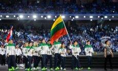 Lietuviai pirmose Europos žaidynėse