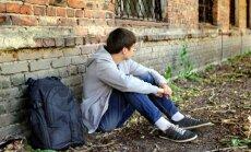 Depresija - ne tik suaugusiųjų liga: kaip ja serga vaikai