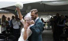 Viktorijos Perminaitės vestuvės