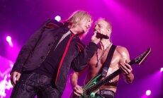 Def Leppard koncertas Vilniuje