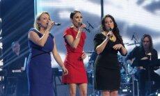 (Iš kairės į dešinę):Violeta Tarasovienė, Karina Krysko-Skambinė, Evelina Sašenko