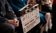 Filmo Vardas tamsoje filmavimas