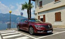 Su šiuo Renault Talisman Grandtour įveikėme 6 tūkst. km