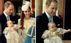 Princo George'o krikštynos