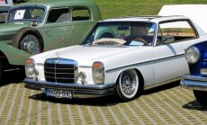 Mercedes-Benz gerbėjų renginys