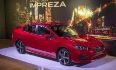 Naujos kartos Subaru Impreza