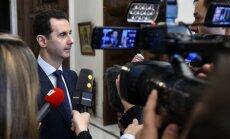 Tikrieji Damasko diktatoriaus pergalės vaisiai – tai bus nauja Sirija