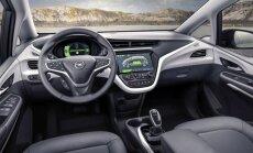 OnStar sistema montuojama ir Opel automobiliuose