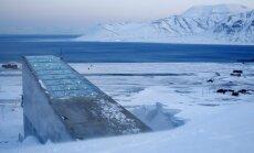 Svalbardo pasaulinė sėklų saugykla