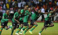 Zambijos rinktinė - 2012 metų Afrikos čempionė
