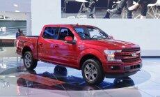 Ford F-150 pikapas yra perkamiausias automobilis JAV
