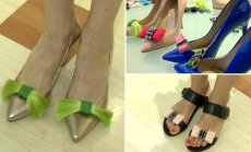 Lietuvių kurti batų aksesuarai