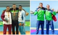 Lietuvoje parolimpiečių ir olimpiečių pergalės įkainojamos skirtingai
