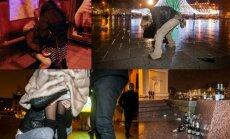 Naujametinė naktis Vilniuje