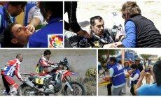Ignacio Casale, Rubernas Faria, Joanas Barreda Bortas, Marco Reinike (AP, AFP ir Reuters nuotr.)
