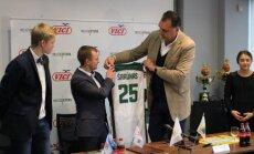 Vičiūnų grupė toliau rems Lietuvos krepšinio federaciją