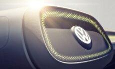 Volkswagen I.D. koncepcijos užuominos