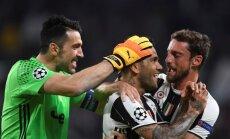 Čempionų lygos rungtynės: Juventus – Monaco