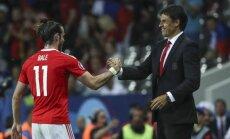 Garethas Bale'as ir Chrisas Colemanas