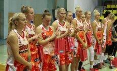 Marijampolės krepšininkės