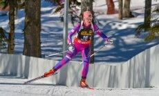 Diana Rasimovičiūtė  (Lietuvos biatlono federacijos nuotr.)