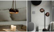 Kaip sukurti jaukią atmosferą namuose žiemos metu: 6 apšvietimo idėjos