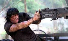 Sylvesteris Stallone vaidina Džoną Rembo