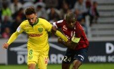 Futbolo rungtynės: Lille - Nantes