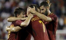 AS Roma futbolininkai