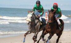 Palangos paplūdimio žirgų lenktynės
