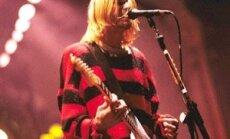 Kurtas Cobainas (Nirvana).