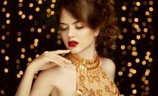 5 taisyklės, kaip apsirengti vakarėliui