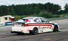 Lexus Team LT testai