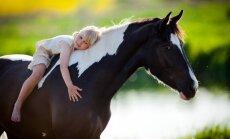 Sėkmingi medinio arklio metai bus tiems, kas myli žirgus
