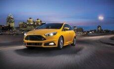 Ford Focus ST (asociatyvi nuotr.)